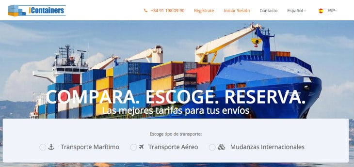 Outsourcing ISO en transitario