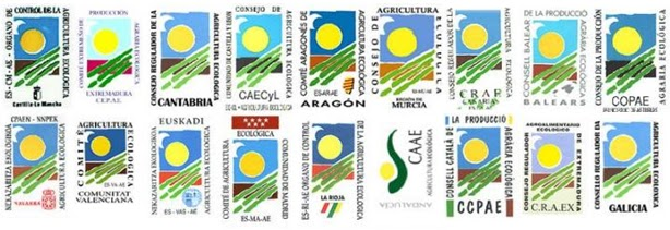 Certificado Producción Agraria Ecológica