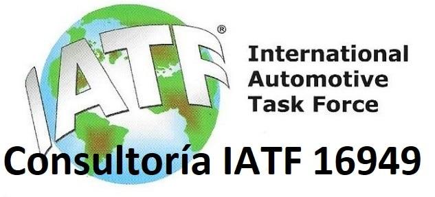 Consultoría IATF 16949