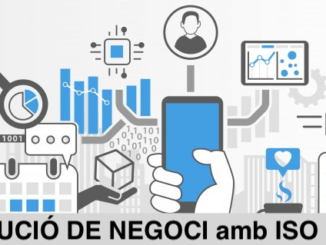 Consultoria ISO 9001 a solució de negoci