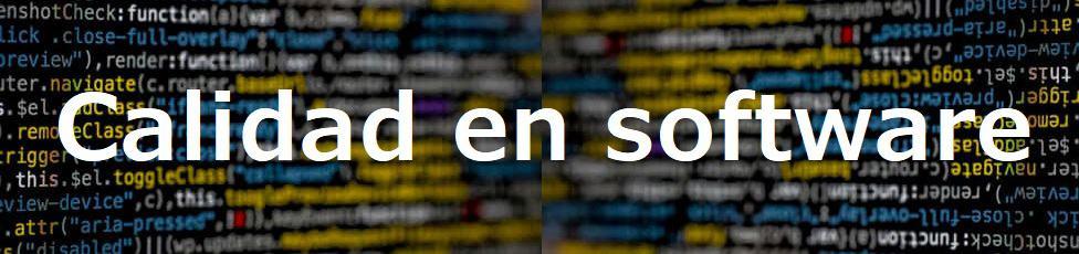 ISO para el desarrollo de software