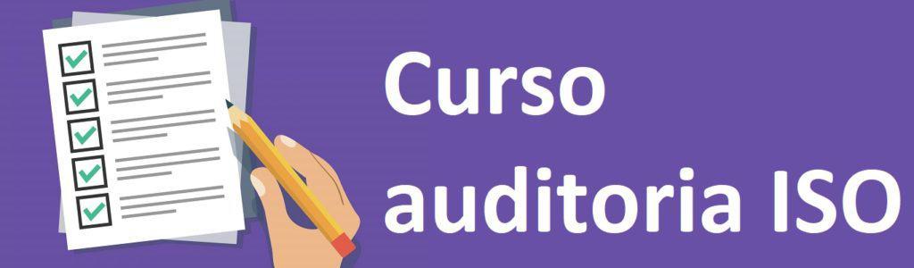 Curso auditoria ISO