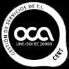 empresa certificadora oca